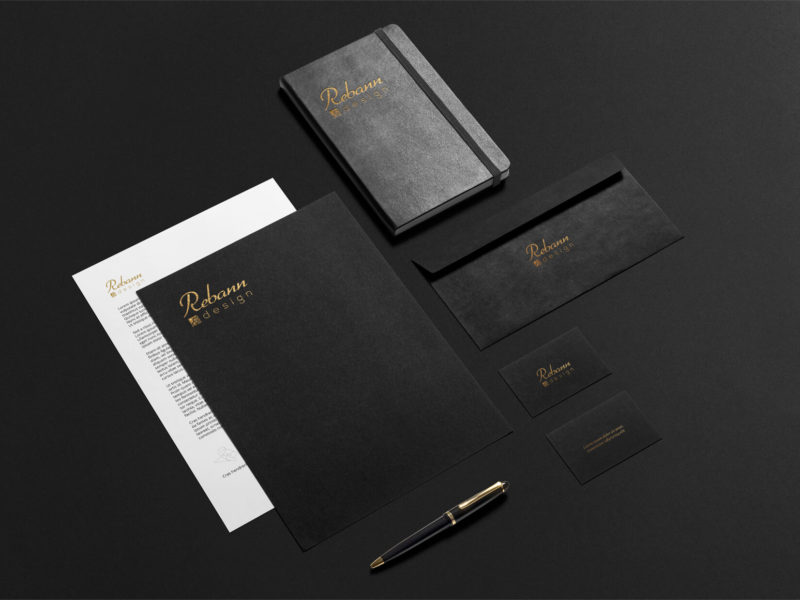 Rebann design identity